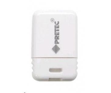 PRETEC USB 2.0 Flash Drive i-Disc Poco 32 GB (bílý)