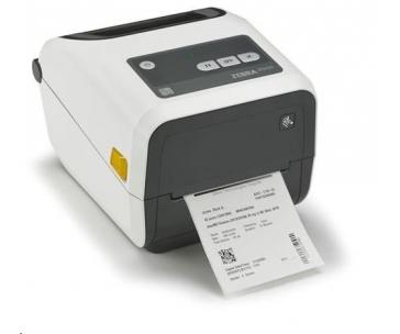 "Zebra TT tiskárna etiketZD420 Healthcare 4"" 203 dpi USB, USB Host, BTLE , LAN"
