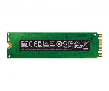 SSD Samsung 860 EVO M.2 500GB SATA III