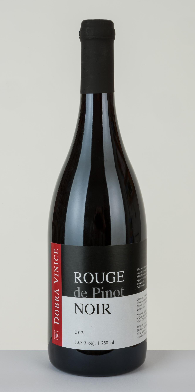 Rouge de Pinot Noir 2013 qvevri