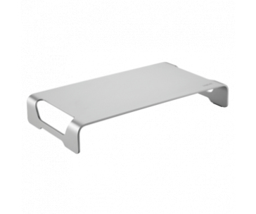 LOGILINK -  Aluminum tabletop monitor riser for laptop and monitor