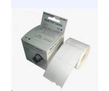 Seiko adresní štítky Mutlipack, 1 velký (54x54mm) a 3 malé štítky (46x18mm)