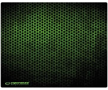 ESPERANZA EGP102G GRUNGE MIDI - GAMING podložka pod myš (300x240x3mm), zelená